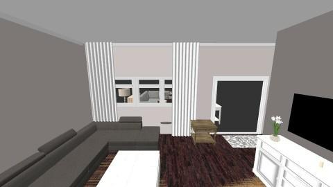 living room - by kristiderev