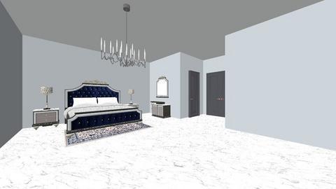 Classic Blue - Classic - Bedroom - by halizanrh
