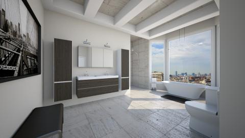 Bathroom - Classic - Bathroom - by kingjackie51