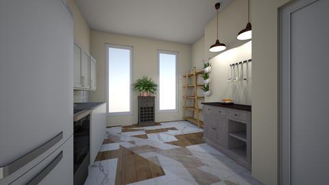 kitchen gowanus - Kitchen - by alaynaf
