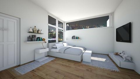 Apartment - Modern - Bedroom - by denarana