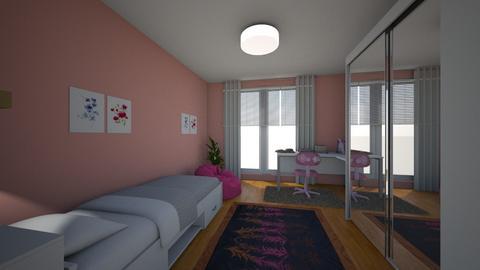 veronika  - Kids room - by maria_trifonova