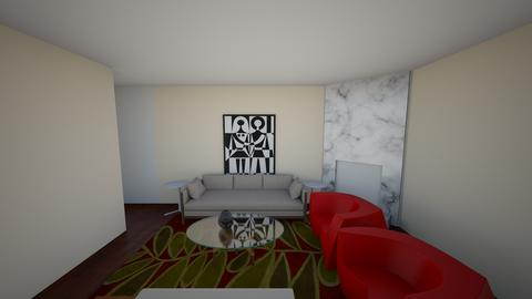 Parul Living room - by Mr JCF