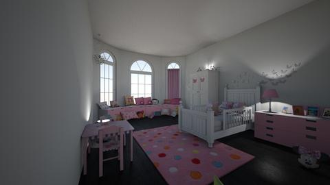 tiffany - Kids room - by hillygabe