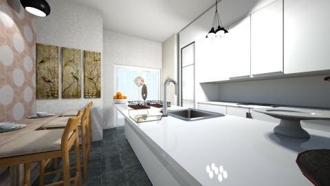 tacky - Kitchen - by FJ Bah