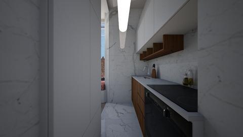 Casa206Kitchen - Modern - Kitchen - by nickynunes
