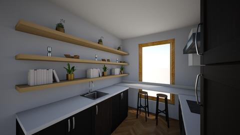 COLLINGWOOD 2 - Kitchen - by jendavis
