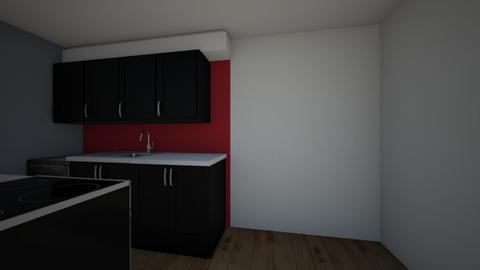 Bauhaus style - Kitchen - by Jacqueline De la Guia