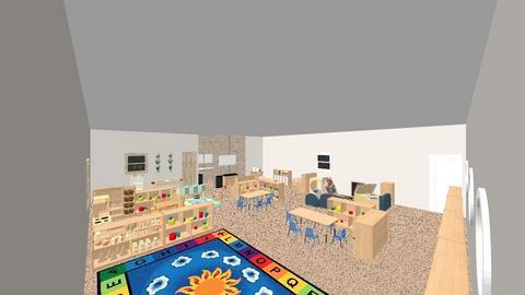 Preschool - Kids room - by WJQUVNHCDBTTBMFTGYRKWZCQWWXBTNJ