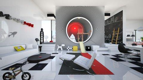 Playful Room - Classic - by ritsa