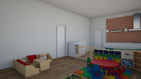 opvang - Kids room - by larissa11