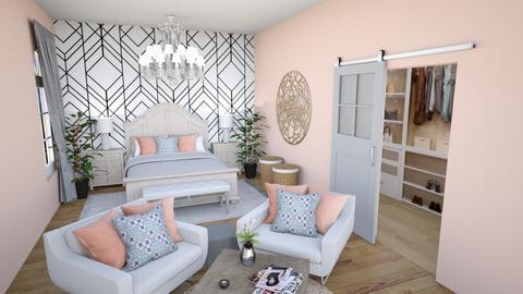 pretty bedroom - Bedroom - by gmfuller