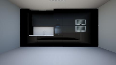 BH House - Kitchen - by jsantiago5