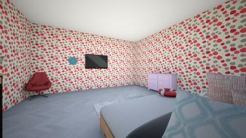 bedroom - Bedroom - by jadiamone