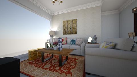 Mr Aziz - Living room - by lorenz