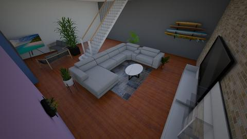 The life in Miami - Modern - Living room - by 132tter