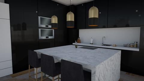 jacob - Modern - Kitchen - by love Tully love