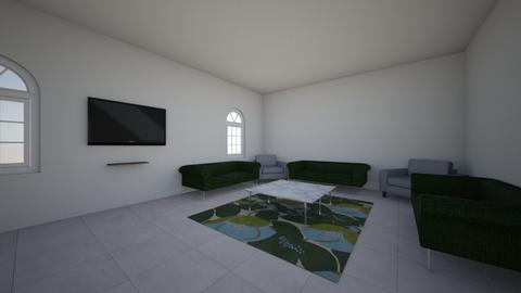 sala 2 - Living room - by Alyaziaalhosani
