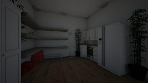 storge - Modern - Kitchen - by aexyy