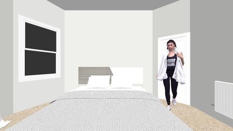 bedroom 1 - Bedroom - by xAlpineee