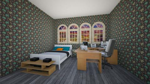 Tecnology - Modern - Bedroom - by saio9