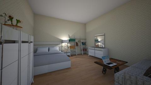 esengul3 - Bedroom - by gizzzzz_