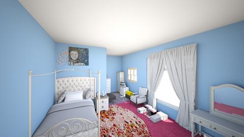 bedroom - Bedroom - by khadijambesaa