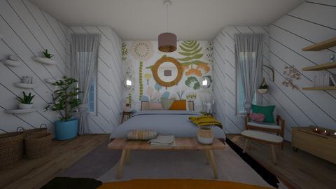 bhom - Bedroom - by dena15