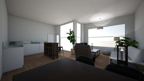 Livinglayout1 - Living room - by vlrno