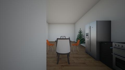the house at christmas - Modern - by Jeff22183