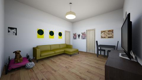sistah3 - Living room - by bittersweetfree