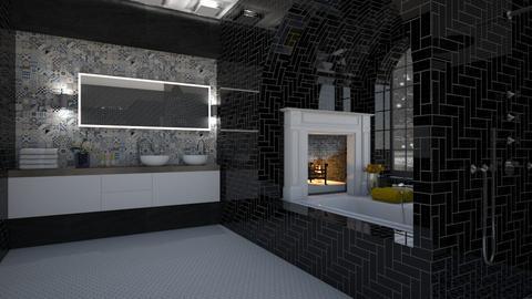 Deb3 - Bathroom - by yonvie