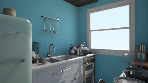 Studio Kitchen NEW - Classic - Kitchen - by Vlad Tepes
