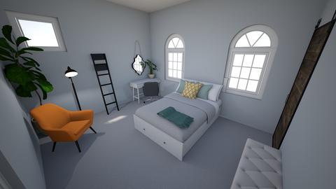 New Bedroom 2 - Bedroom - by bcala