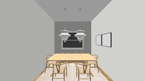 Neverending Pendants - Dining room - by stinaolgin