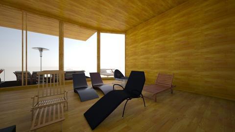 winter - Living room - by petya_zafirova