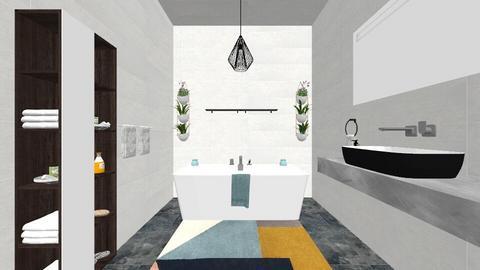 bathroom  - Bathroom - by siposnora