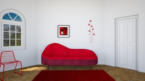 red - by pleyer 07