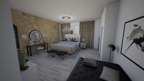 HouzzHlp NeutBedroom - Bedroom - by hmgrl