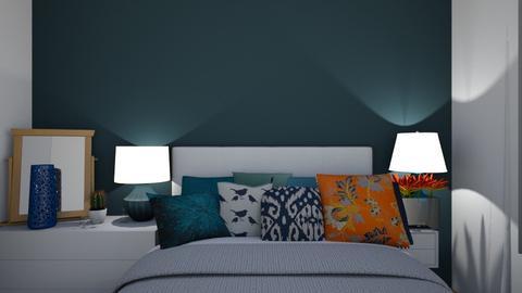 bedroom my - Bedroom - by elica676
