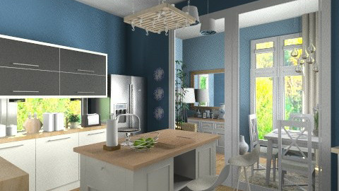 Inspired and Be Inspired - Classic - Kitchen - by cheyjordan