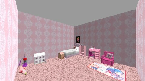 girs room - Kids room - by sitidoro