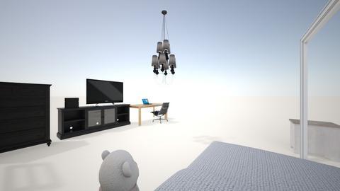 my room - Modern - Kids room - by cashmoran