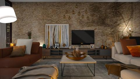 M_ Modlivroom - Living room - by milyca8