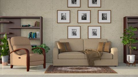 Art Collection - Living room - by millerfam