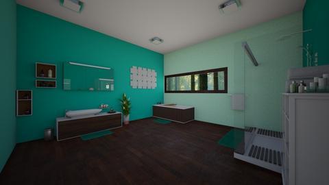 relax - Bathroom - by Megarajnee