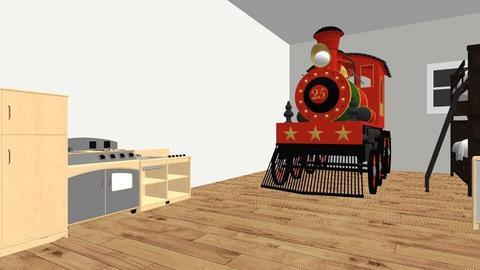 souvlakis kidsroom - Kids room - by souvlakis