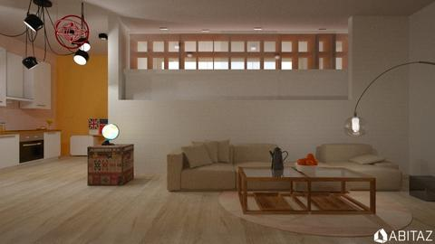 Mezzanine - Modern - Dining room - by DMLights-user-2134665