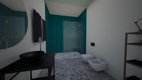 bath - Bathroom - by AfroditeGoldie
