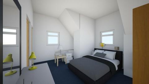 401 Cabridge Attic - Bedroom - by egallaway